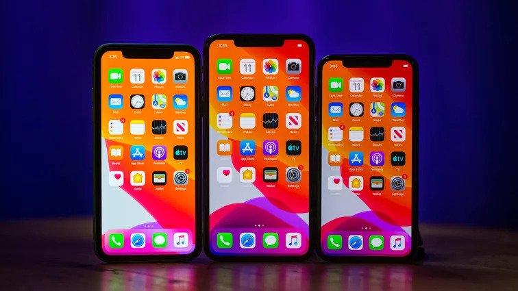 آیفون 11 پرو مکس اپل