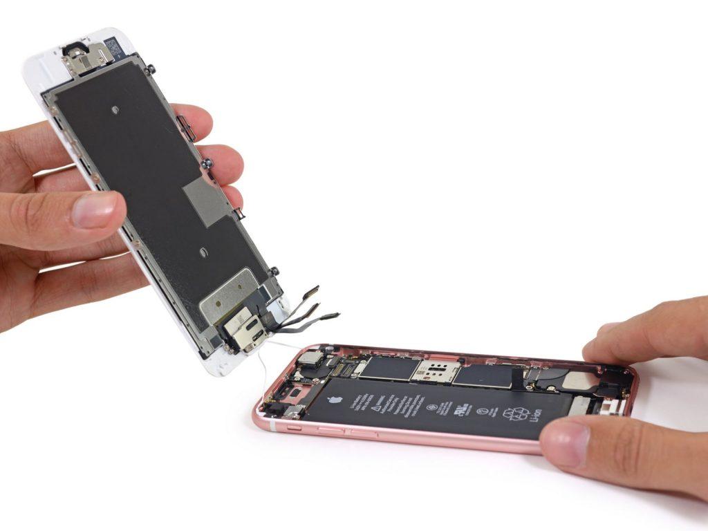 تعمیرات اپل آیفون