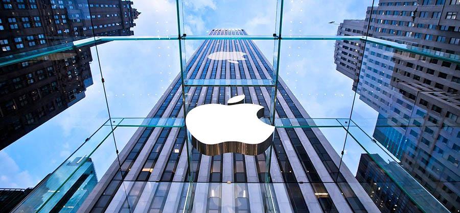 تاریخچه شرکت اپل