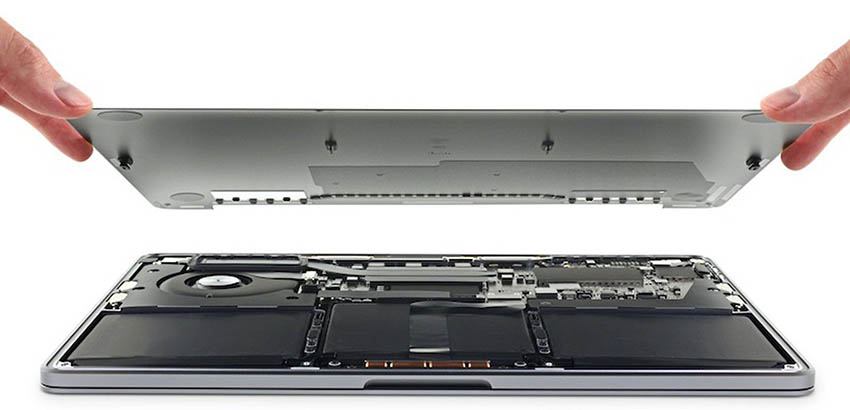 تعمیر MacBook air اپل
